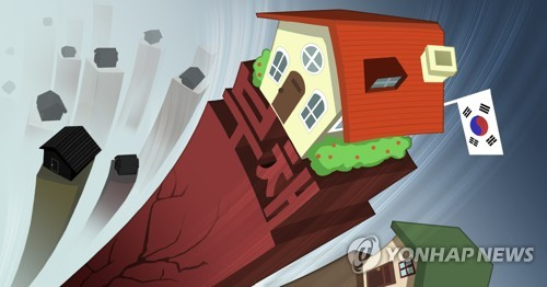 韩第二季家庭负债超10万亿元创新高