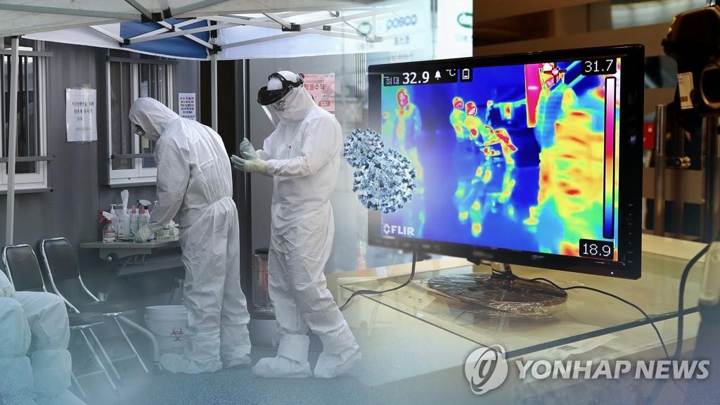 韩国境外输入性新冠病例中检出3例病毒变异