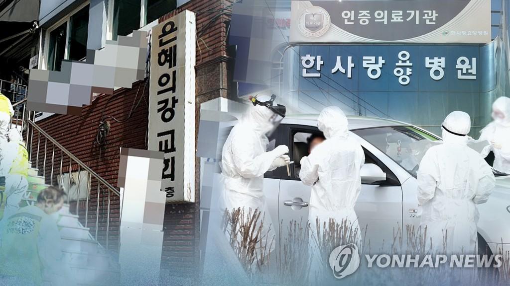 韩国将加强疗养院等重点场所疫情管控