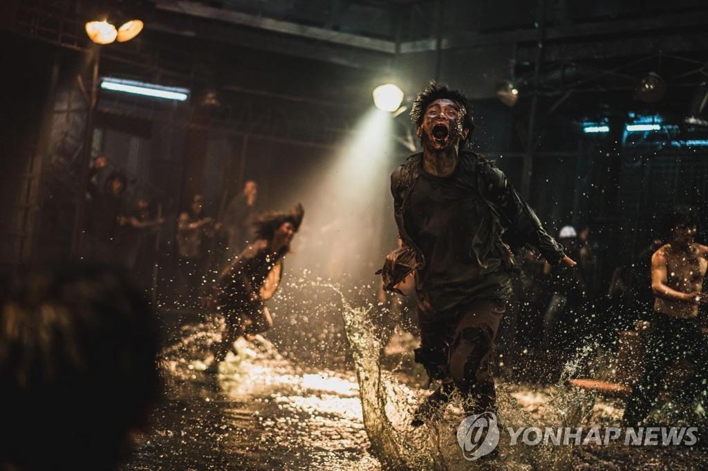 资料图片:《半岛》剧照 韩联社/NEW供图