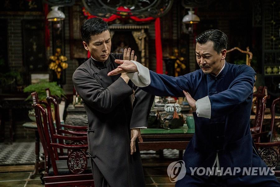 韩国票房:本周观影人数连续四天跌破2万