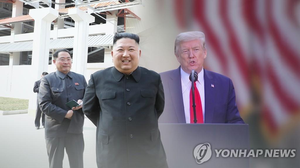 朝鲜官员警告美国勿干预韩朝问题