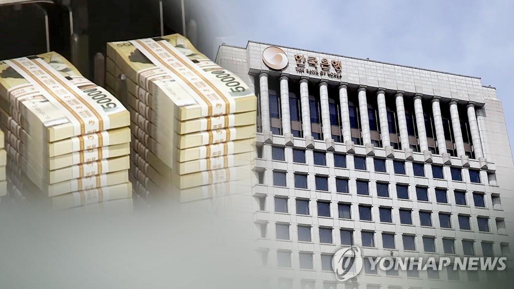 详讯:韩国央行将基准利率下调至0.5%