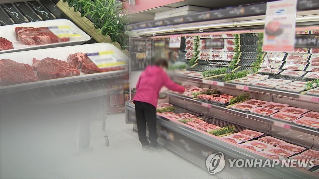 统计:2018年韩国人均牛肉消费量12.7公斤