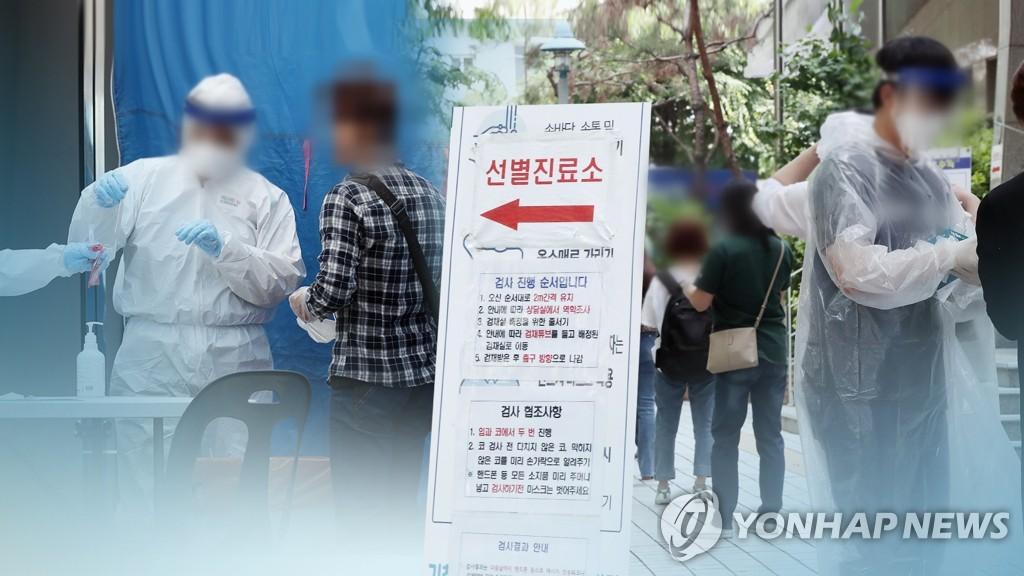 简讯:韩国新增35例新冠确诊病例 累计11503例