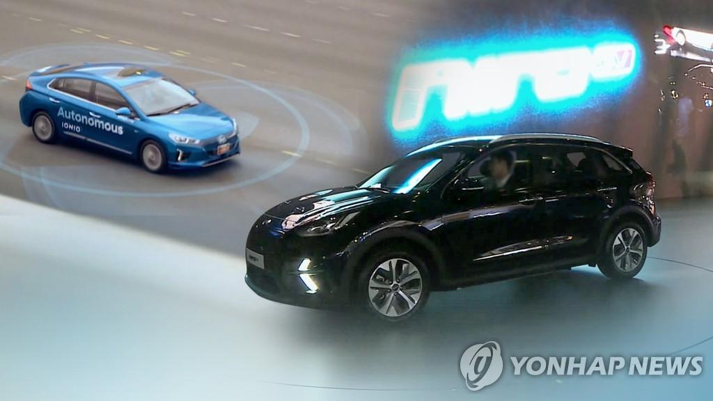 现代起亚电动汽车销量跻身全球前五