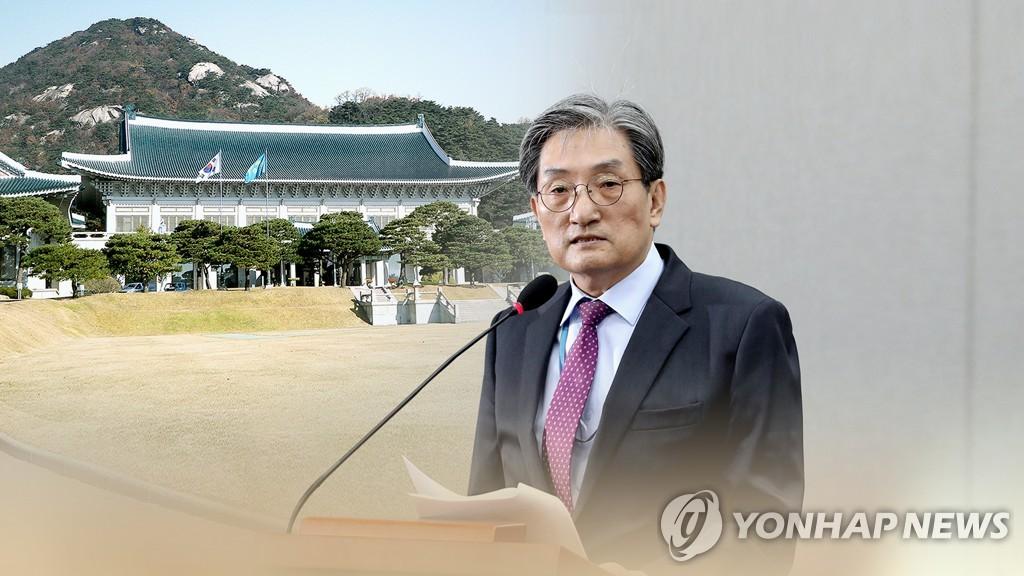 资料图片:卢英敏 韩联社TV供图