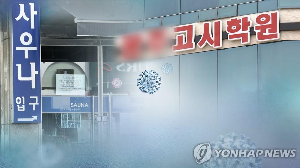 简讯:韩国新增50例新冠确诊病例 累计13293例