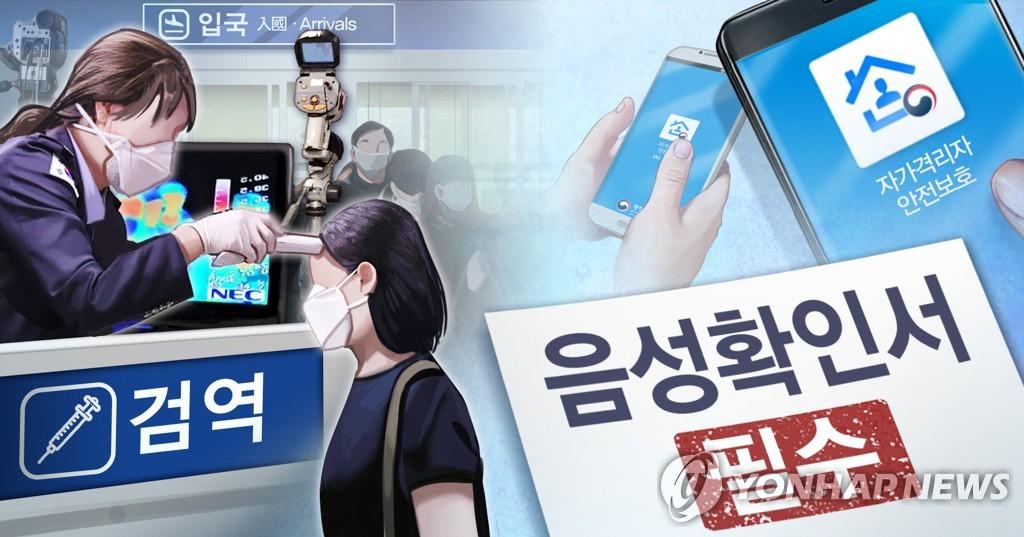 韩国将防疫重点国家增至6国