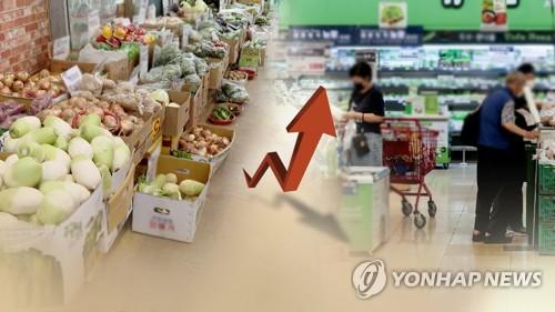 详讯:韩国4月CPI同比上涨2.3%