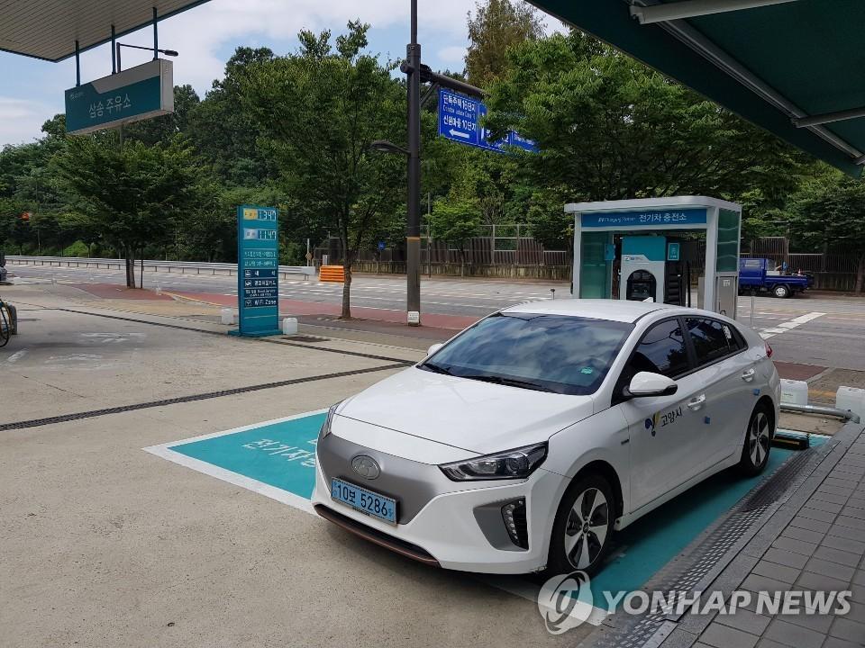 韩系电动车电池今年前9月全球市场份额同比翻番