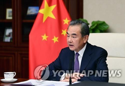中国外长王毅明起接连访问日韩