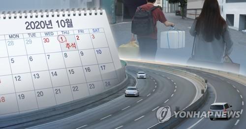 韩政府发布中秋特别防疫细则