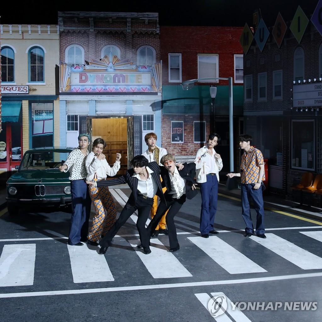 资料图片:防弹少年团 Big Hit娱乐供图(图片严禁转载复制)