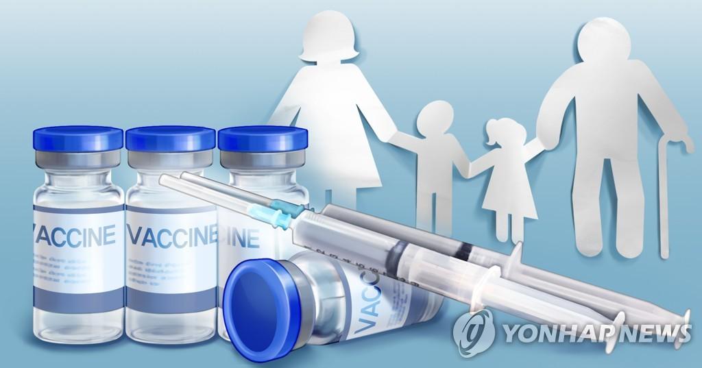 韩国明年2月起对医护人员及老年人接种疫苗
