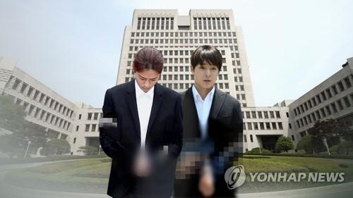 郑俊英崔钟训终审分别获刑5年和2年半