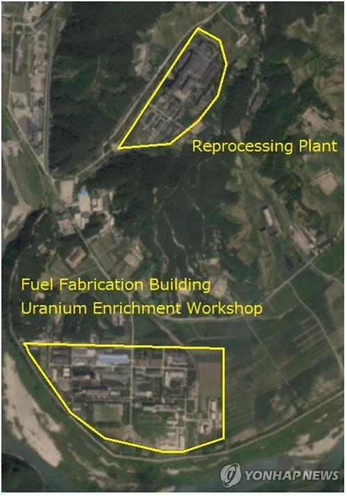 消息:朝鲜宁边核设施冒烟 或制备钚弹原料