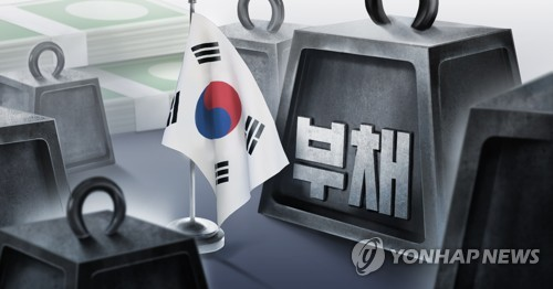 韩国2020年国家债务11.6万亿元首超GDP