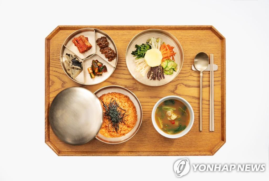 调查:近六成外国人知晓韩餐 最常吃泡菜