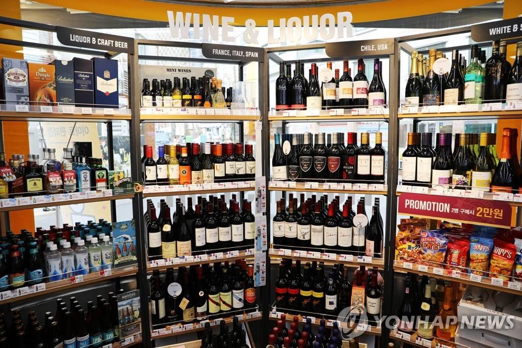 韩今年首季葡萄酒进口破1亿美元 同比增115%