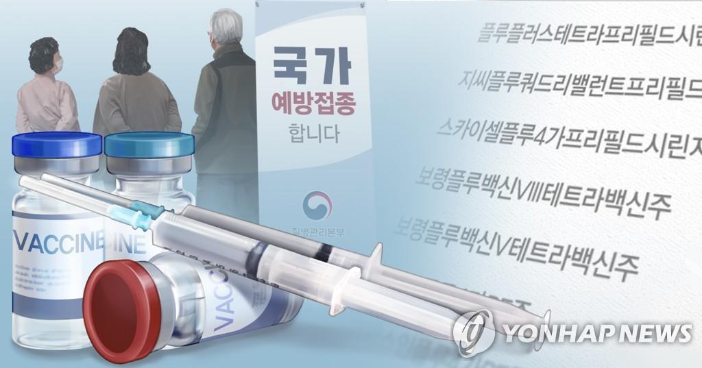 韩国接种流感疫苗后死亡病例增至94例
