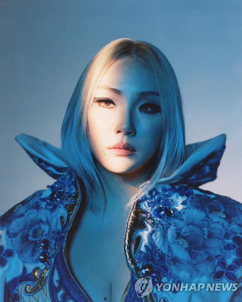 CL出演美国电视广告
