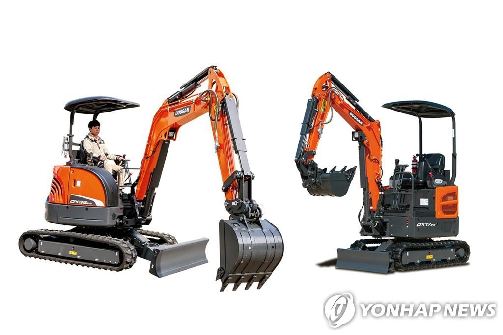 斗山工程机械在华举办线上新品发布会