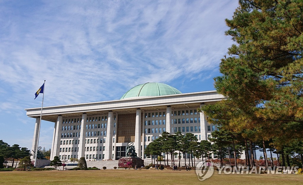韩国国会现5例确诊病例第三次封楼