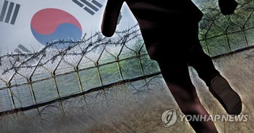 韩军否认所谓越界南下朝鲜人为军人的说法