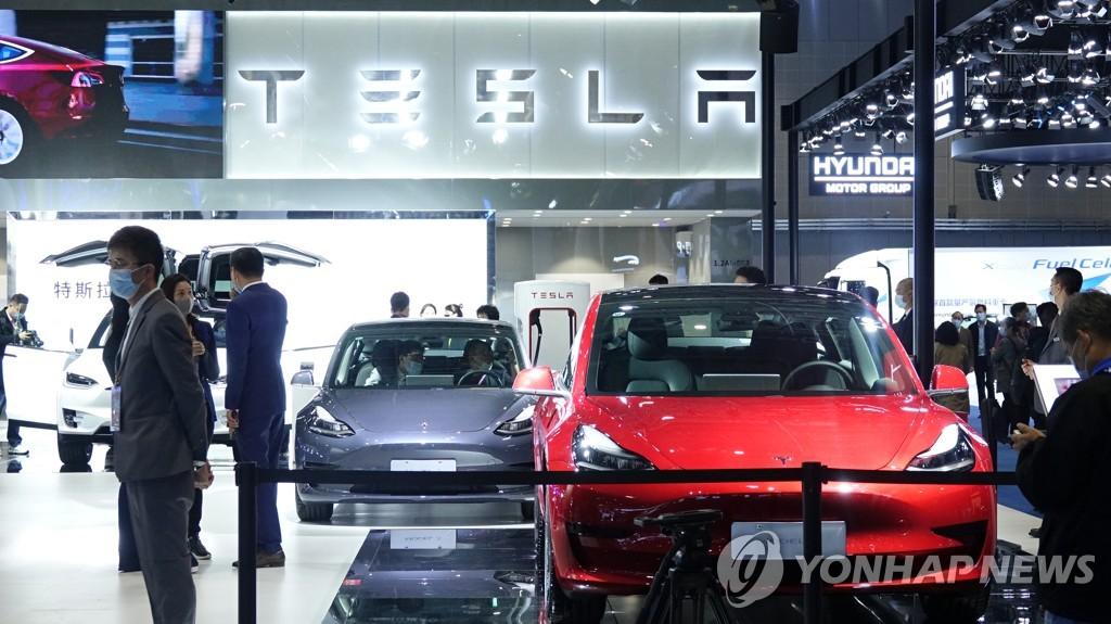 LG化学将向特斯拉Model Y上海项目供应电池