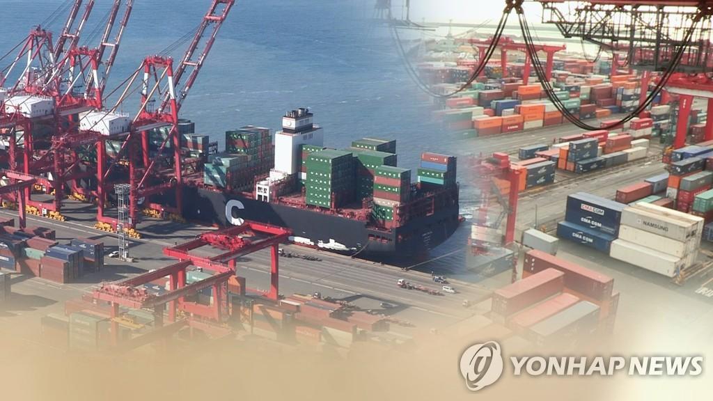 韩国6月前20天出口同比增29.5%