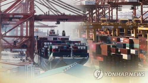韩政府携手船企纾解出口企业订舱难
