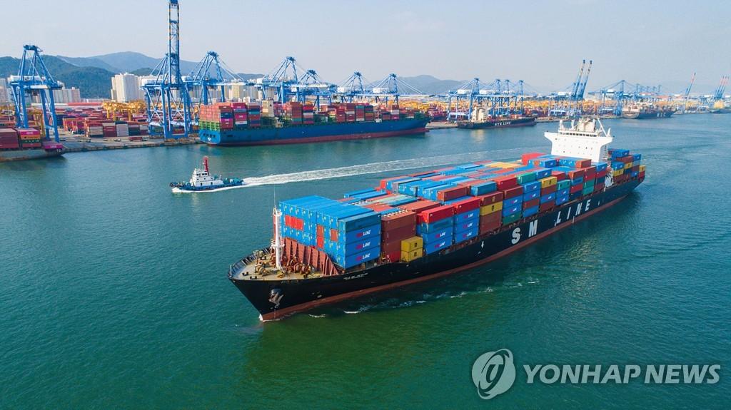 韩海水部将携手国内外船企助力韩企出口