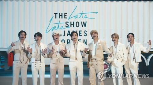 详讯:防弹少年团韩语歌首登顶公告牌单曲榜