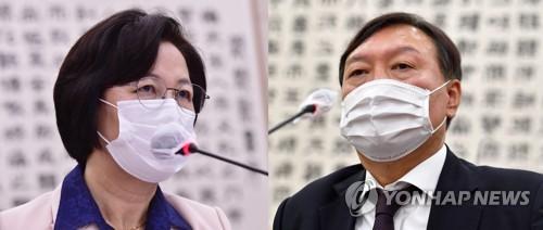 韩法院叫停检察总长停职命令