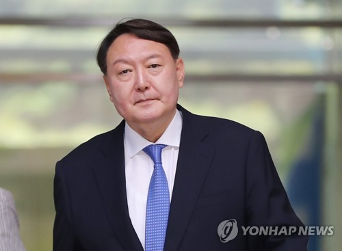 韩前检察总长尹锡悦下周或宣布竞选总统