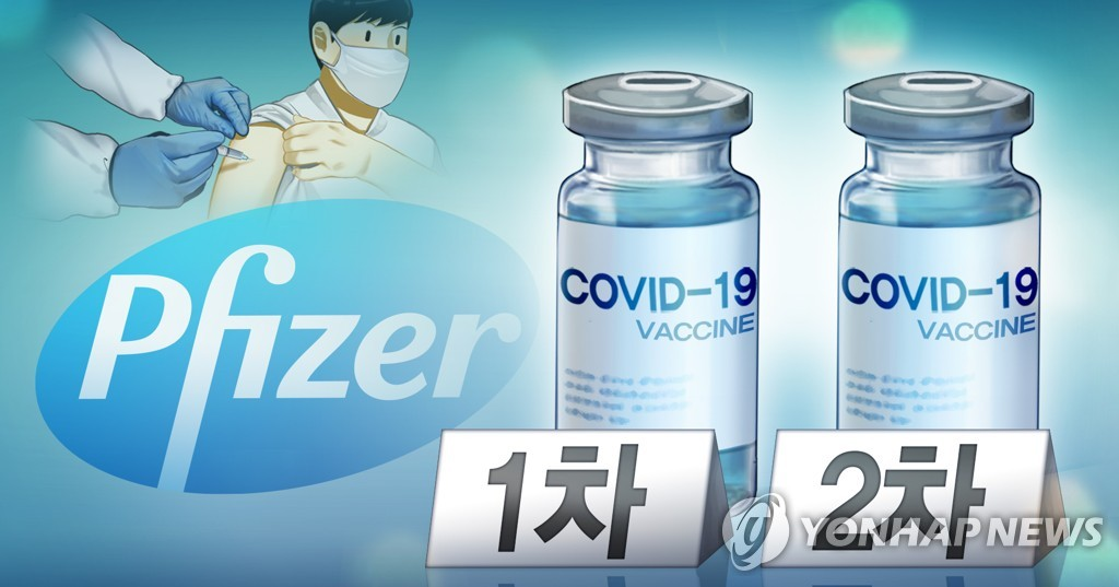 韩政府下周开启辉瑞疫苗专家咨询程序