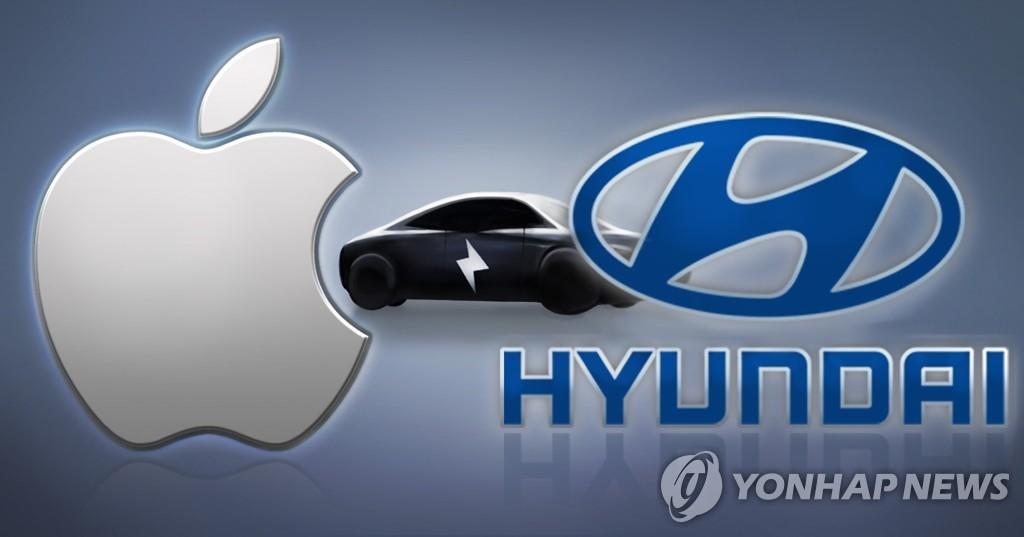 详讯:现代起亚否认正与苹果讨论自动驾驶汽车合作