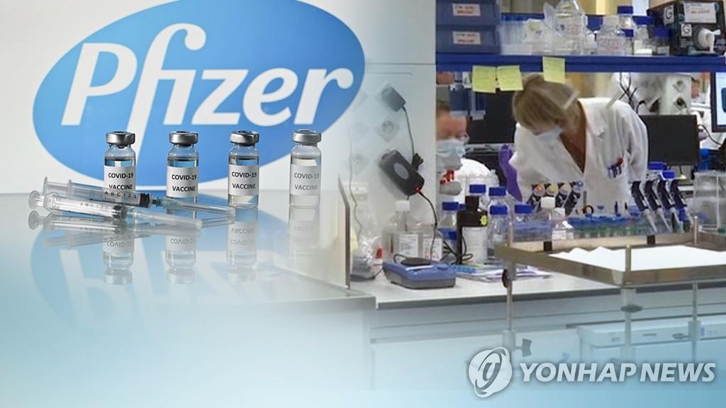 韩辉瑞疫苗订单中首批25万人份到货