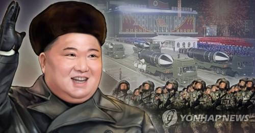 朝鲜出版金正恩传记歌颂其国防外交业绩