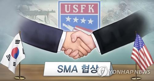 韩青瓦台:韩美达成防卫费协定加固同盟关系