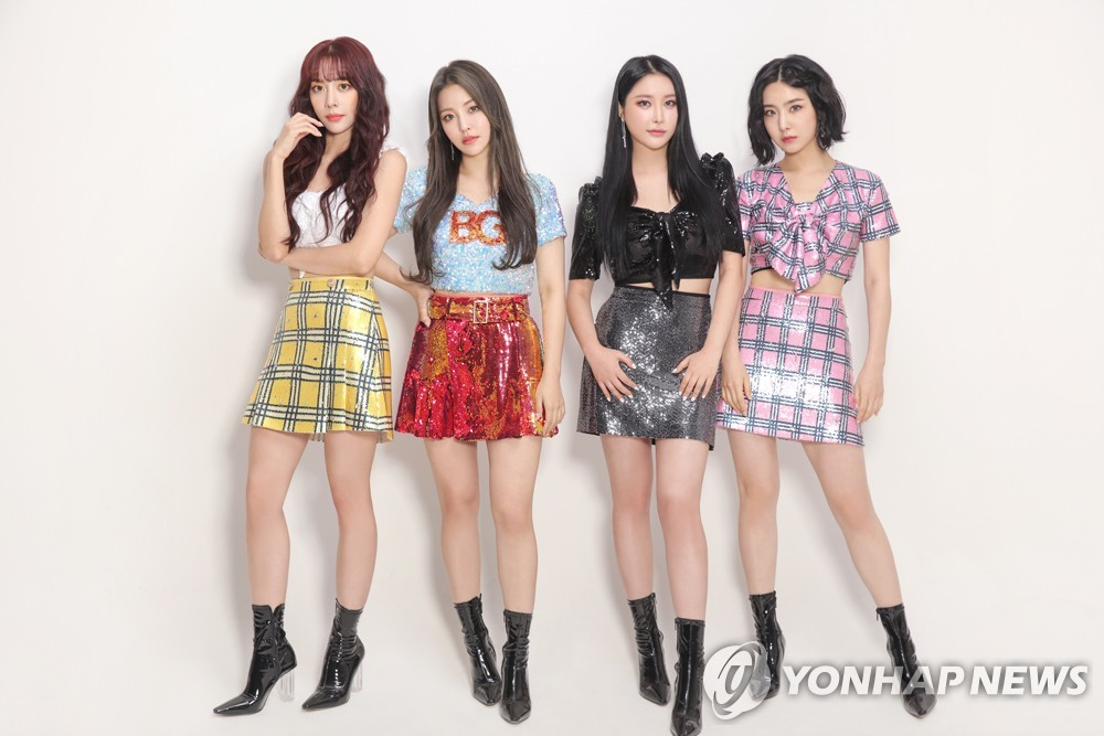Brave Girls《Rollin'》登顶公告牌韩流榜