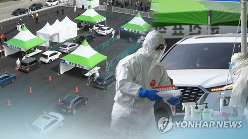 详讯:韩国新增452例新冠确诊病例 累计98209例