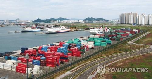仁川至中国轮渡航线今年吞吐量有望创新高