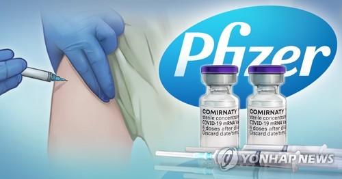 辉瑞新冠疫苗43.8万剂明将抵韩
