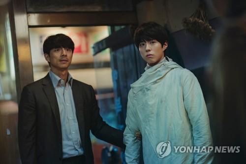 韩国票房:本土片《徐福》首映领跑