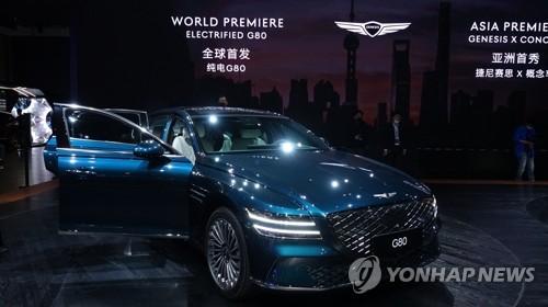 现代豪车品牌捷尼赛思全球累计销量破50万