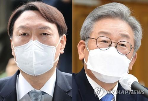 民调:韩下届总统人选民望尹锡悦遥遥领先