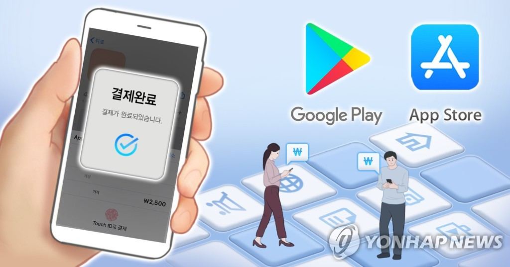 韩修法禁止应用平台商盘剥应用内购提成