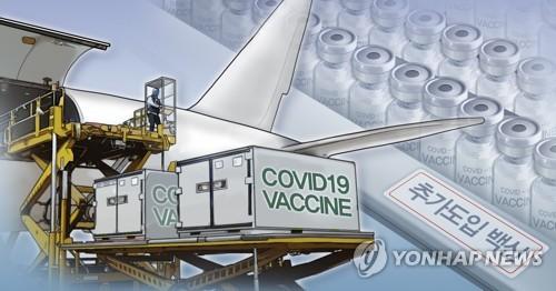 韩国采购新冠疫苗陆续到货缓解接种压力